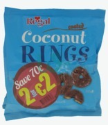 Regal Coated Coconut Rings