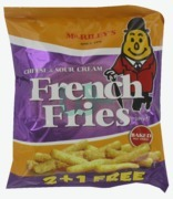 Mr Riley's Cheese & Sour Cream French Fries