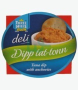 Three Hills Deli Tuna Dip With Anchovies