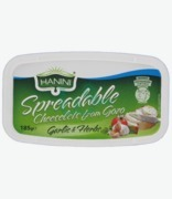 Hanini Spreadable Garlic & Herbs
