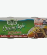 Hanini Creamy Light For Cooking Mushroom