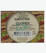 Bon Cuisine Ground Cloves