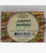 Bon Cuisine Juniper Berries