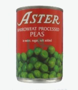 Aster Marrowfat Processed Peas