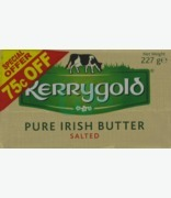 Kerrygold Salted Butter 75c Off
