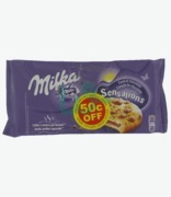 Milka Cookies Sensations 50c Off