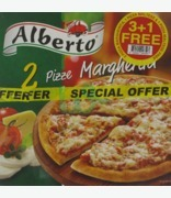 Alberto Margherita & Maltese Pizza Value Pack Buy 3 +1 Free