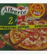 Alberto Meat Feast & Maltese Pizza Value Pack 3+1 Free