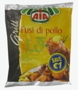 Aia Aia Fusi Pollo Drumsticks €1 Off