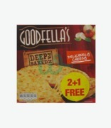 Goodfella's Deep Pan Loaded Cheese