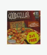 Goodfella's Hot & Spicy Chicken Deep Pan Pizza