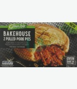 Green Isle Pulled Pork Pastry Pie