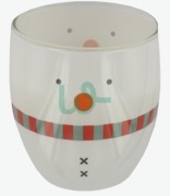Spaas Glass Sleeved Snowman