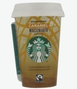 Starbucks Coffee Caramel Macchiato