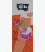 Bella Panty Liner Soft Air