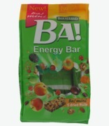 Bakalland Ba! Energy Bar Dried Fruits Mini