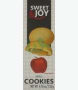 SWEET & JOY Apple Cookies