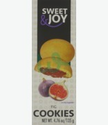 SWEET & JOY Fig Cookies