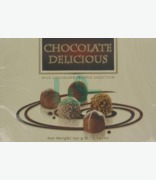 Chocolate Delicious  Truffle Selection