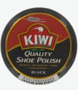 Kiwi Quality Shoe Polish Black