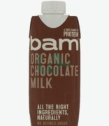 Bam Organic Chocolate Milk