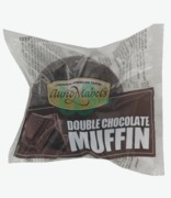 Aunt Mabel's Double Chocolate Muffin