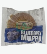 Aunt Mabel's Blueberry Muffin