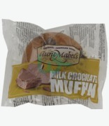 Aunt Mabel's Milk Chocolate Muffin