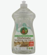 Earth Friendly Products Dishmate Washing Up Liquid Natural Almond