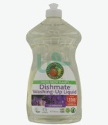 Earth Friendly Products Dishmate Washing Up Liquid Lavander