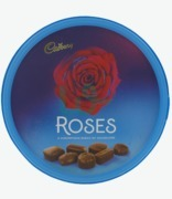 Cadbury Rosses Tin