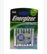 Energizer Rechargeable A A Batteries