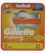 Gillette Fuson 5 Power Cartridges