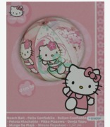 Carrefour Hello Kitty Inflatable Beach Ball