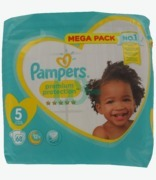 Pampers Mega New Baby 5 Junior