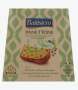 Battistero Chocolate Chip + Pear Pannettone
