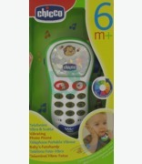 Chicco Vibrating Photo Phone 6m+