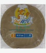 Chef Artu Mould Tortiera X