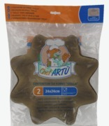 Chef Artu Star Non Stick Paper Baking Mould