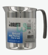 Bialetti Stainless Steel Milk Pitcher 50cl