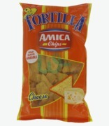 Amica Tortilla Chips Cheesse