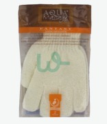 Aqua Massage Exfoliating Glove X 1 Pair
