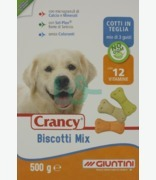 Crancy Biscotti Mix