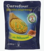 Carrefour Risotto Milanese