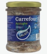 Carrefour Acciughe Salate