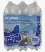 Carrefour Monviso Sparking Water