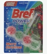 Bref Wc Power Active Merry Christmas