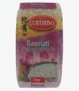 Curtiriso Indian Basmati Long Grain Rice