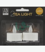 AD Trend 2 Tea Light Led Candles