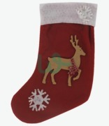 AD TREND Xmas Stocking 4 Decoration